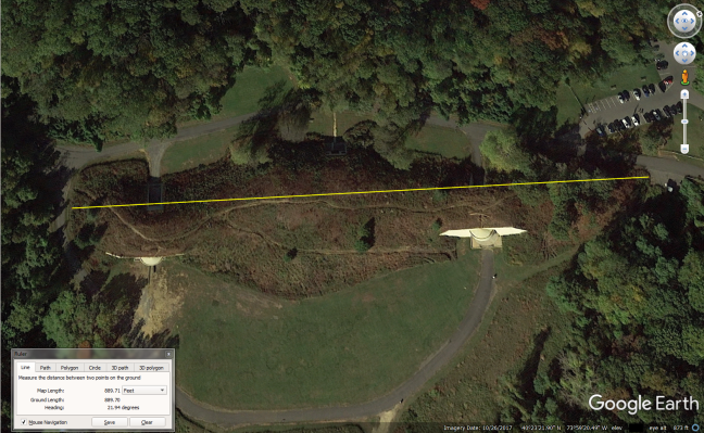 HARTSHORNE WOODS PARK NOW AND AGAIN RESERVATION RELEVANT TO THE INTEREST OF GOOD EYE IN THE SKY FIVE