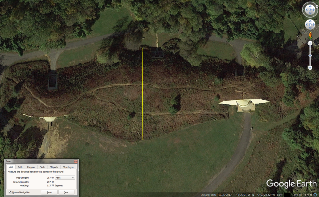 HARTSHORNE WOODS PARK NOW AND AGAIN RESERVATION RELEVANT TO THE INTEREST OF GOOD EYE IN THE SKY FOUR