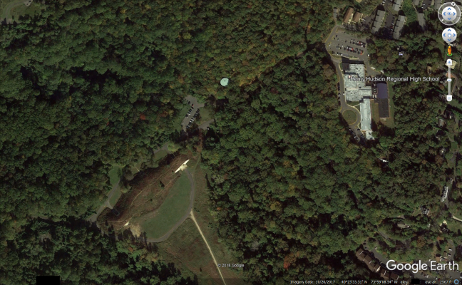 HARTSHORNE WOODS PARK NOW AND AGAIN RESERVATION RELEVANT TO THE INTEREST OF GOOD EYE IN THE SKY SIX