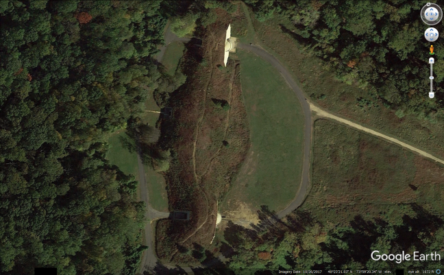 HARTSHORNE WOODS PARK NOW AND AGAIN RESERVATION RELEVANT TO THE INTEREST OF GOOD EYE IN THE SKY THREE