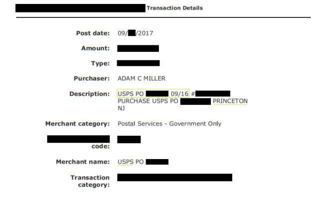 09 16 2017_TRANSACTION DETAILS REDACTED