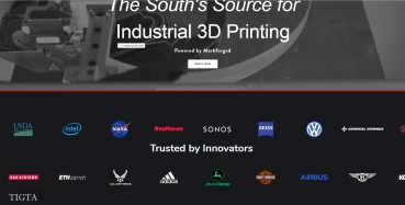 KEARNEY 3D PRINTING WITH DU PONT LOGO SPOTTED