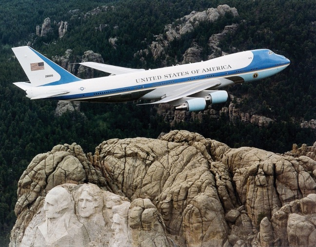 AIR FORCE ONE OF TWO