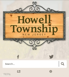 TOWNSHIP OF HOWELL WEBSITE